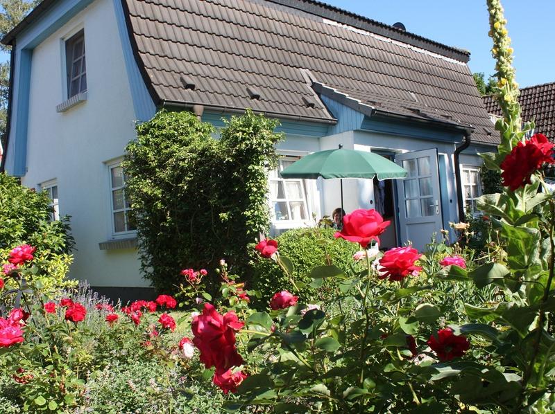 Ihre Gartenunterkunft im Ostseebad Prerow